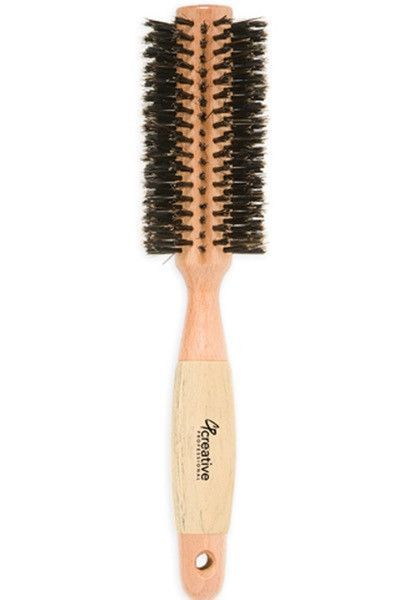 CP Classic Round Boar Bristle Hair Brushes
