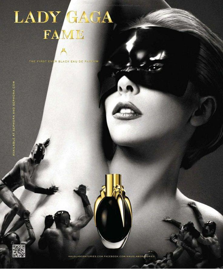 Reklama perfum Lady Gaga Fame