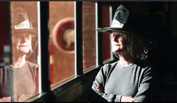"From The Star Telegram CHARLOTTE, N.C. - A former Charlotte Fire Department captain says she feels ""betrayed"" after her pension was reduced because she spent tw"