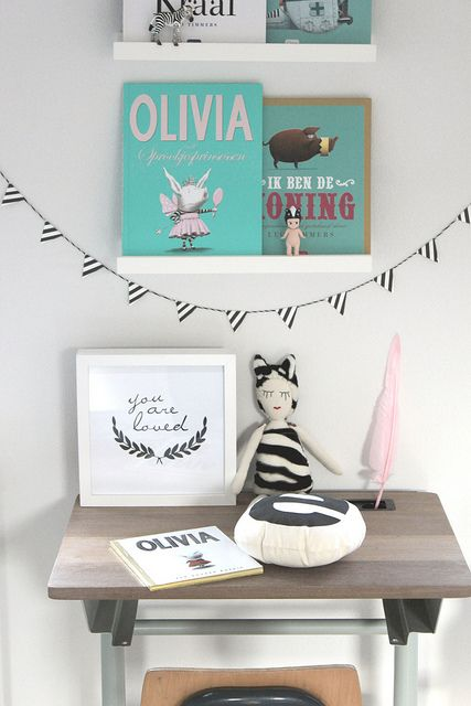 Featured Kids Room: Julie || La Petite Blog