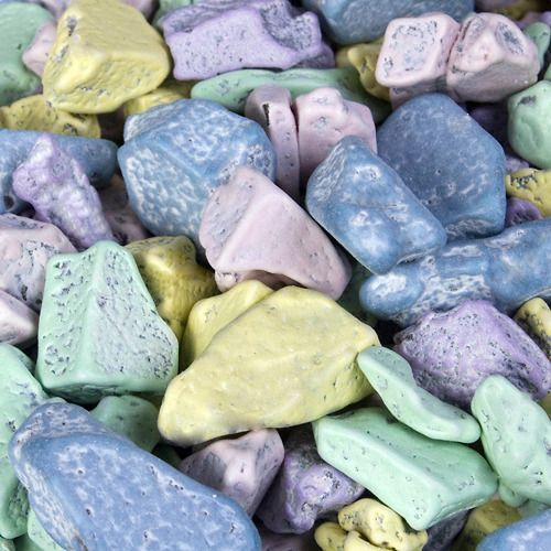 Pastel Chocolate Rocks - Chocolates & Sweets - Nuts.com