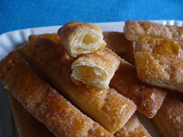 Pasta sfoglia con meno burro