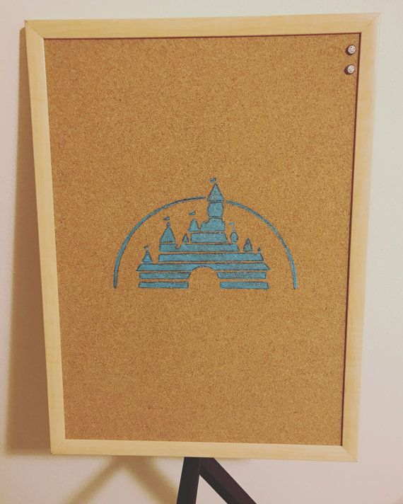 Disney Pin Display Board by MagicalByMarissa on Etsy