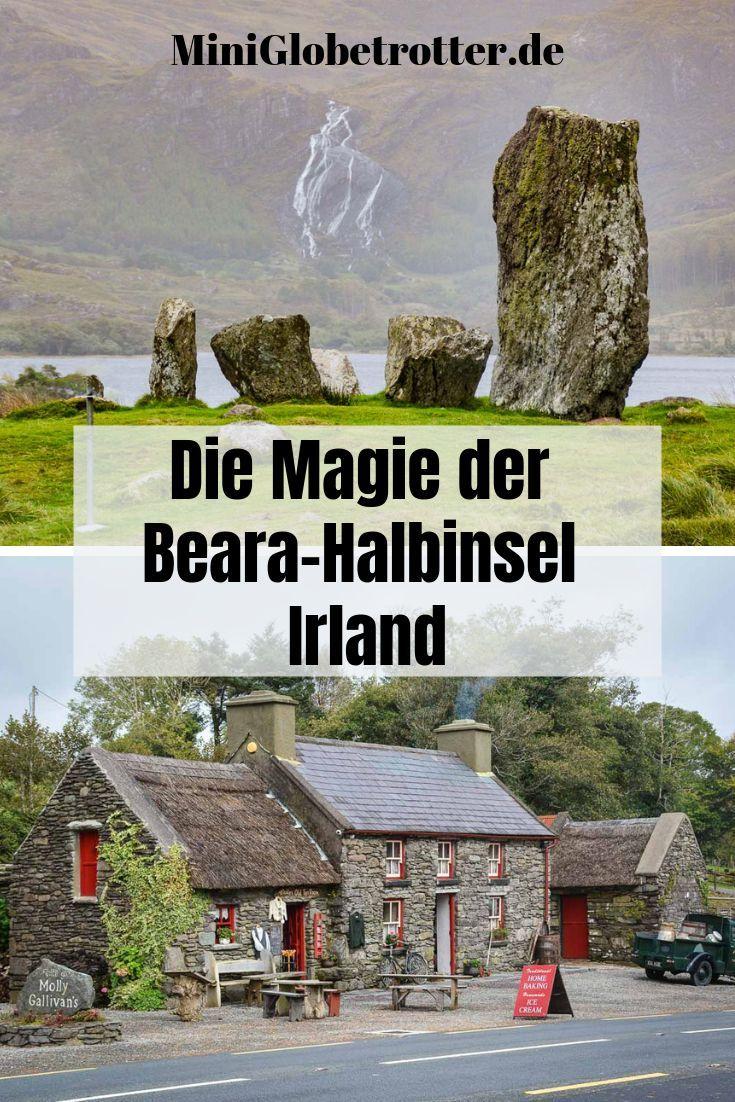 Der Zauber Der Irischen Beara Halbinsel Irland Reise Irland