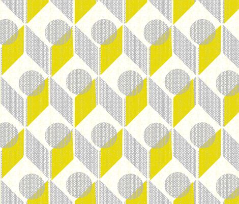dots on tables-geometric-retro fabric by ottomanbrim on Spoonflower - custom fabric