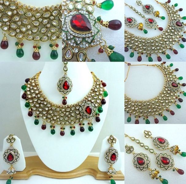 FOR SALE  Indian Wedding Jewelry for the Desi bride - Shaadi Bazaar