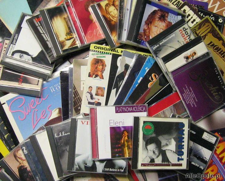 Kupię - płyty LP winylowe, CD kompaktowe, kasety magnetofonowe - Opole - AlleOpole.pl (Opole ul. Sieradzka 3)  http://www.alleopole.pl/