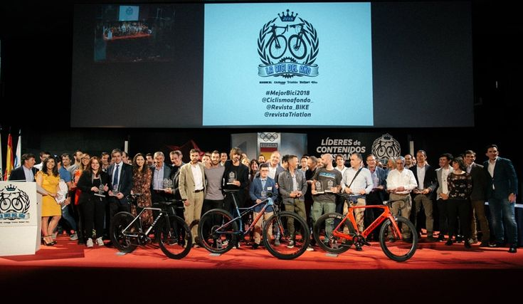 La Bici del Año: Las mejores bicis de 2018 ya tienen premio