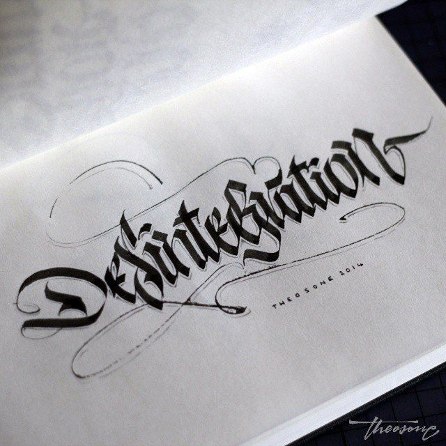 1000 Images About On Pinterest Calligraphy Lettering