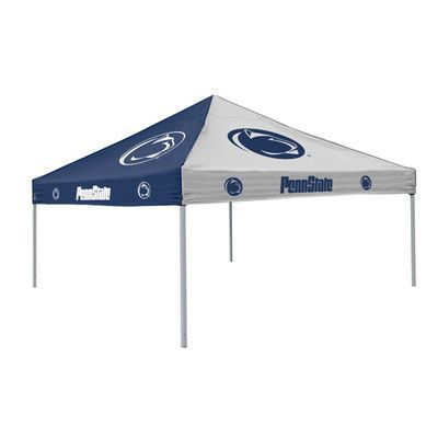 Logo Chairs NCAA Collegiate 9 Ft. W x 9 Ft. D Canopy NCAA Team: Pennsylvania State University