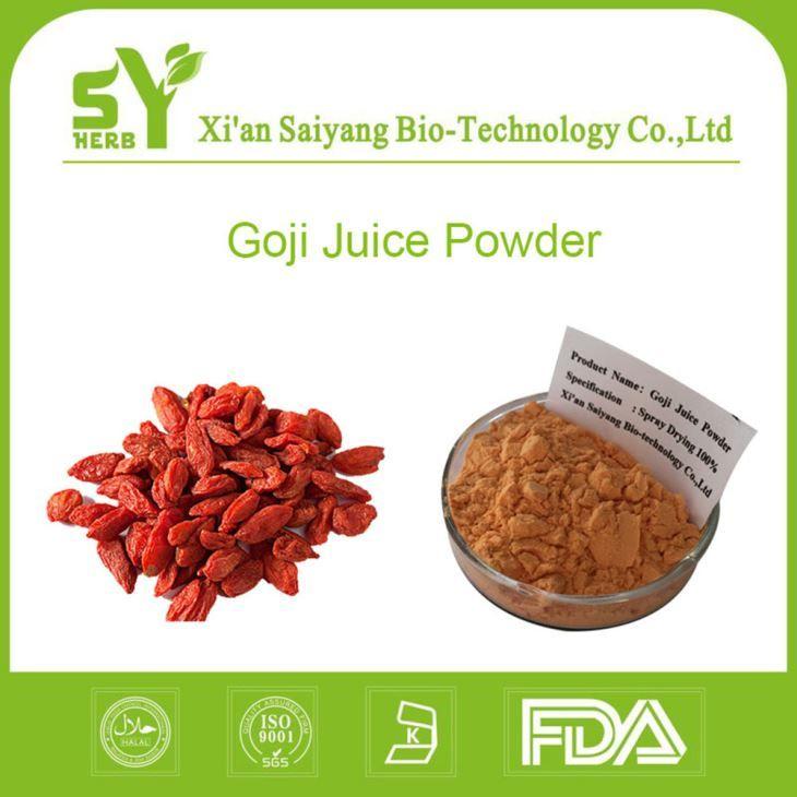 Goji Powder Wolfberry Powder Lycium Barbarum Powder Organic