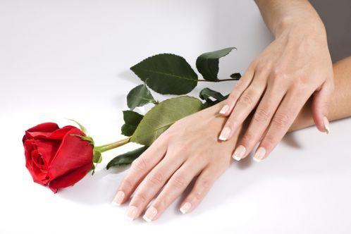 ухоженные руки и красивые ногти