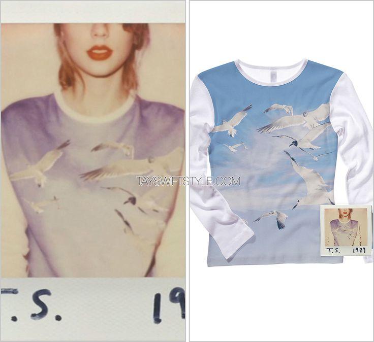 Taylor swift 1989 album photoshoot