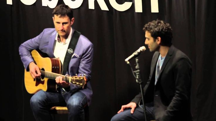HALLELUJAH (live) - Jarrod Spector and Dave Carrol at TEDxHoboken.