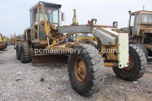 Used CAT 140G motor grader - China Used Motor Grader;Motor Grader;Used Caterpillar Motor Grader