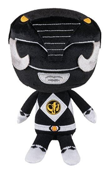 Funko Hero Plushies - Mighty Morphin Power Rangers - Black Ranger