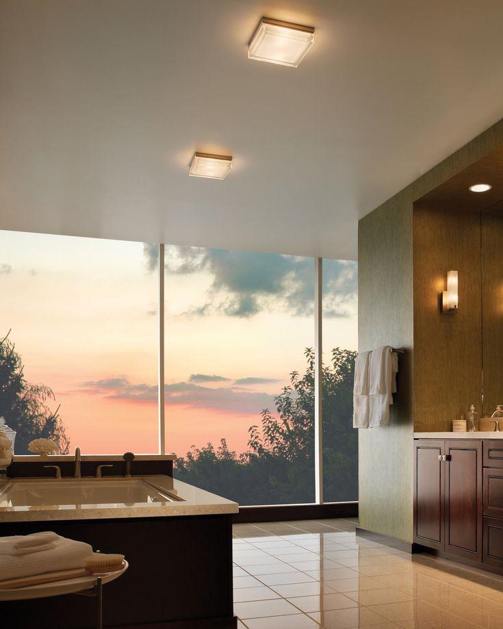 Bathroom Lighting Buyer S Guide Ambient Light Flush