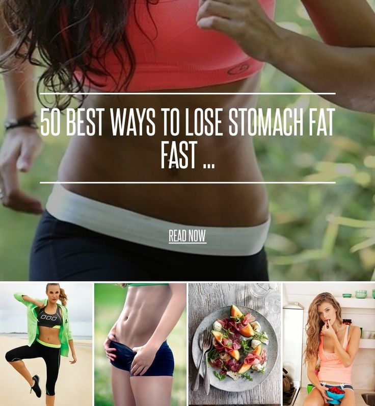 how to lose stomach fat in one month