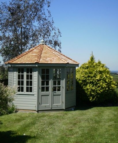 Garden Sheds And Summerhouses 44 best garden | sheds & summerhouses images on pinterest | garden