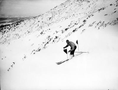 Tatra Mountains, International Ski Competitions, 1935