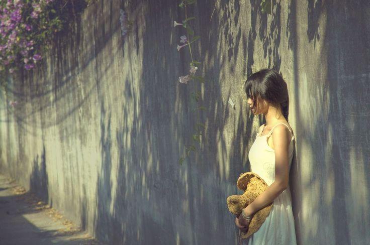 Street Thai girl