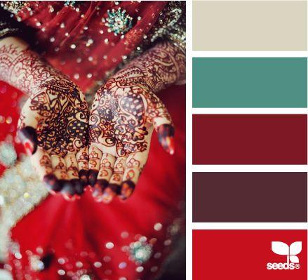 ornate hues