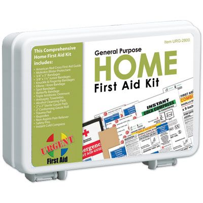 Fundraiser General Purpose Home First Aid Kit