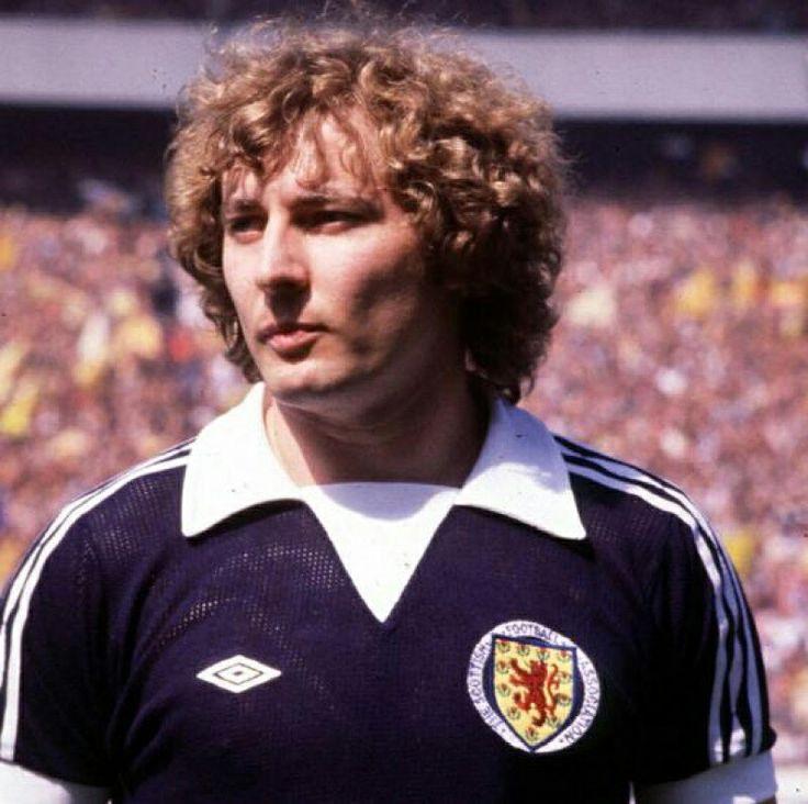 Asa Hartford - 50 caps for Scotland (1972 - 1982)