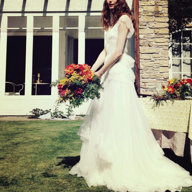 Wedding dress ウェディングドレス CELESTINA AGOSTINO セレスティナアゴスティーノ 03-8808