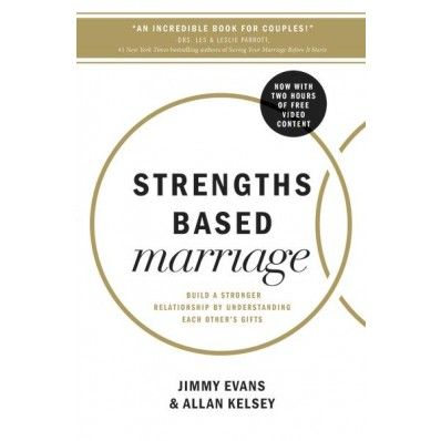 Marriage expert Jimmy Evans and strengths expert Allan Kelsey show readers how to have a happier, stronger marriage by applying the concepts from the popular StrengthsFinder assessment to their relationship.