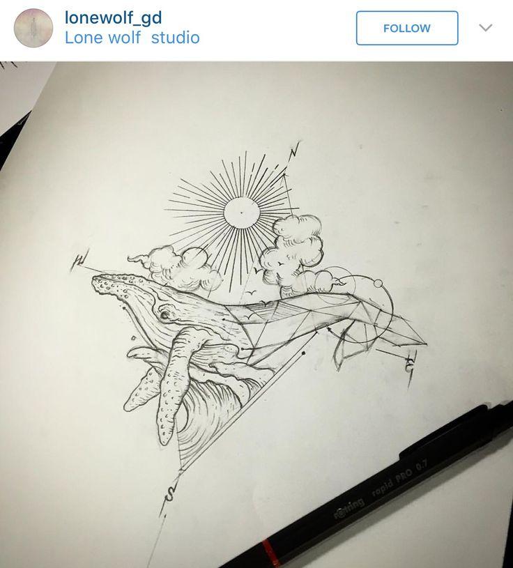 Whale tattoo                                                                                                                                                      More