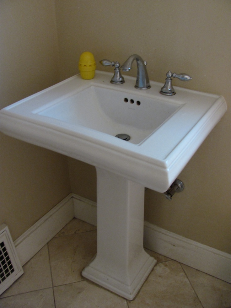 17 Best Images About Pedestal Sinks On Pinterest Faucets