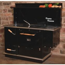Lehman Pioneer Princess cookstove....is it possible to be infatuated with a stove?