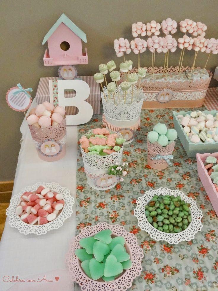 mesas dulces comunion - Buscar con Google