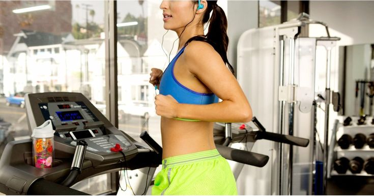 This 30-Minute Treadmill Workout Was Designed to Blast Away Belly Fat