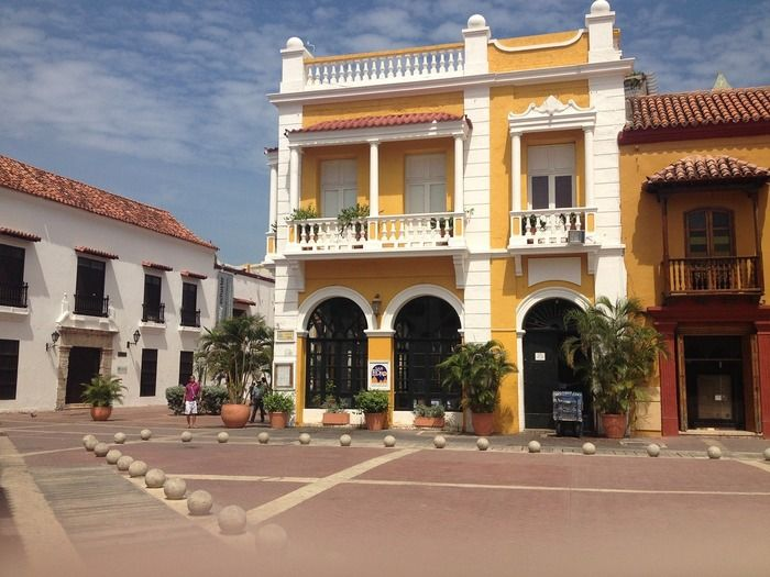 Historic Cartagena - Historic Travel in South America