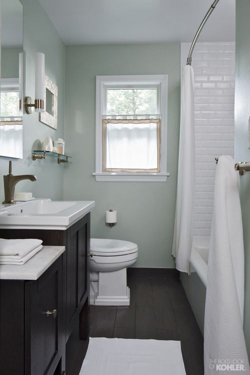 Top 25+ best Green bathroom paint ideas on Pinterest Green bath - green bathroom ideas