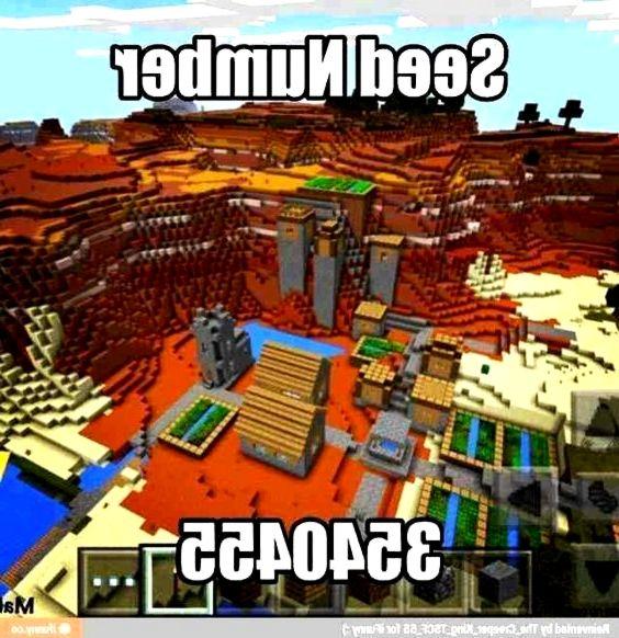 Minecraft Machtige Saatgutnummer Minecraft Minecraft Meme Lego Minecraft