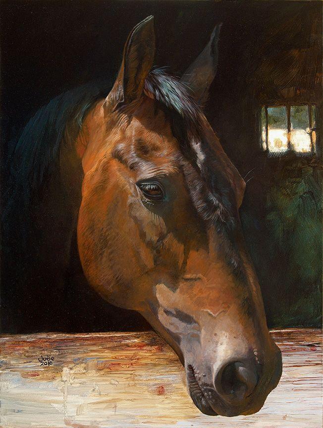 quakertown-horse - julie bell