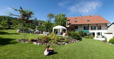 Chambres d'hôtes à vendre à Cernex en Haute-Savoie