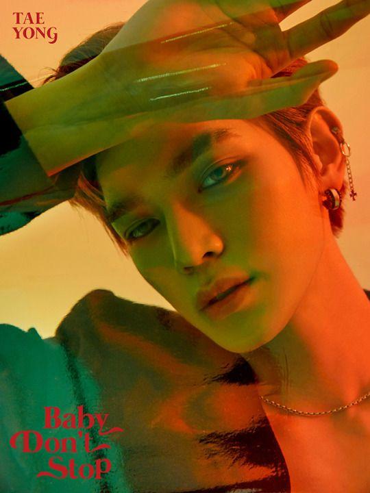 NCT's leader Taeyong
