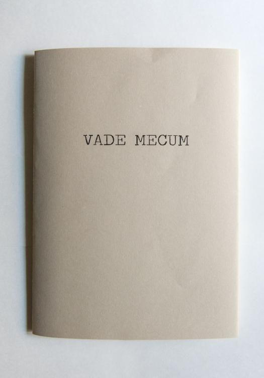 Vade Mecum pt.1 | GAi - Giovani Artisti italiani
