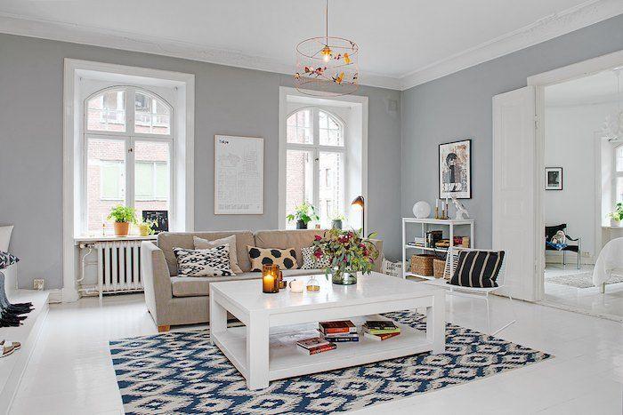 Trucos para multiplicar metros en un piso romántico | Decorar tu casa es facilisimo.com