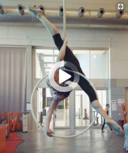 lyra splits challenge in 2020  yoga challenge splits