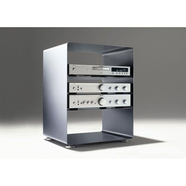 Les 25 meilleures id es concernant meuble hi fi sur pinterest rangement de disques et buffet for Petit meuble audio