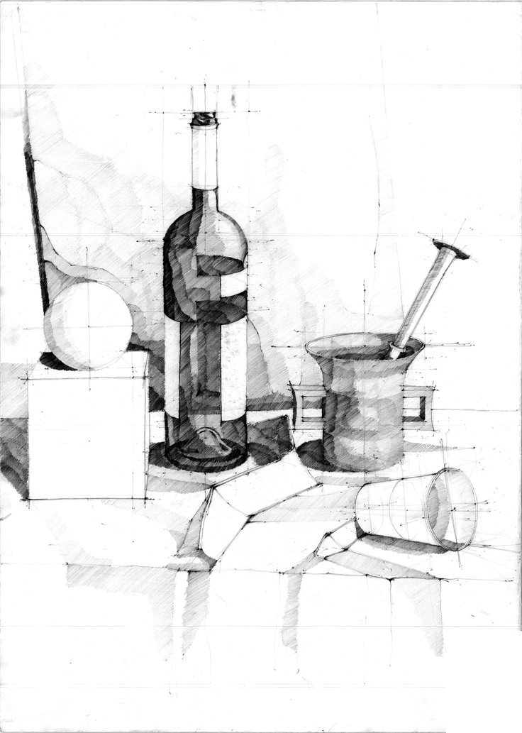 Representational drawing.© 2012 by Alexandru Mihai Ticalo. All rights reserved