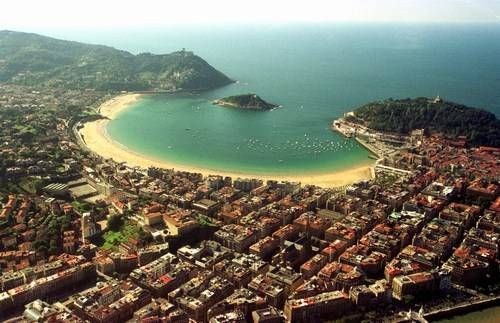Donostia - San Sebastien, Spain One of our favorite  spots!