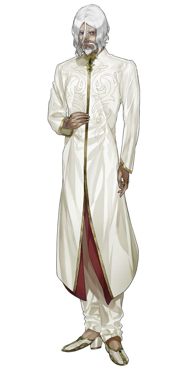 Iason Ezekiel from Ray Gigant
