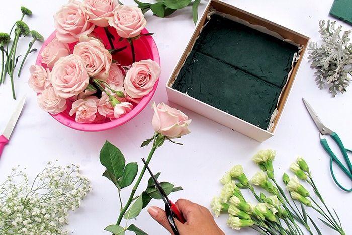 DIY : Bloom Box | kitty manu