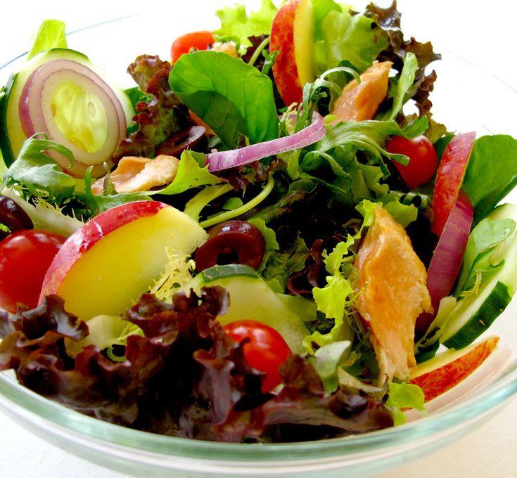 Receita de Salada Tropical de Natal mais elogiada do site Multi Receitas. Vale apena experimentar.